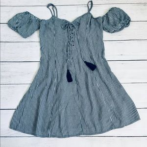 American Eagle Outfitters Gingham Dress S/P/CH